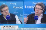 L'auto-interview très drôle de Jean-Luc Mélenchon chez Camille Combal
