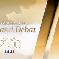 Ce soir sur TF1, 5 candidats, 2h30 de débats, une première sous la Ve République