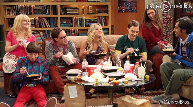 The Big Bang Theory renouvelée pour au moins deux saisons