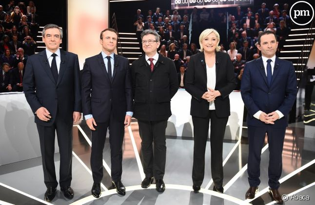 """Le grand débat"" de TF1"