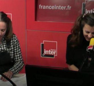 Charline Vanhoenacker et Nicole Ferroni sont les filles...