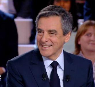 François Fillon sur France 2.