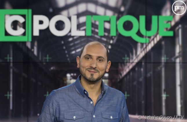 "Karim Rissouli anime ""C politique"""
