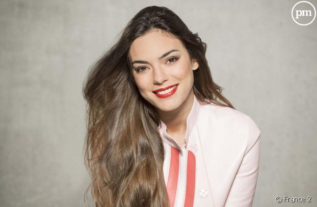 Alma, représentante française à l'Eurovision 2017