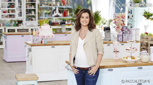 Julie Vignali remplace Faustine Bollaert — Le Meilleur Pâtissier
