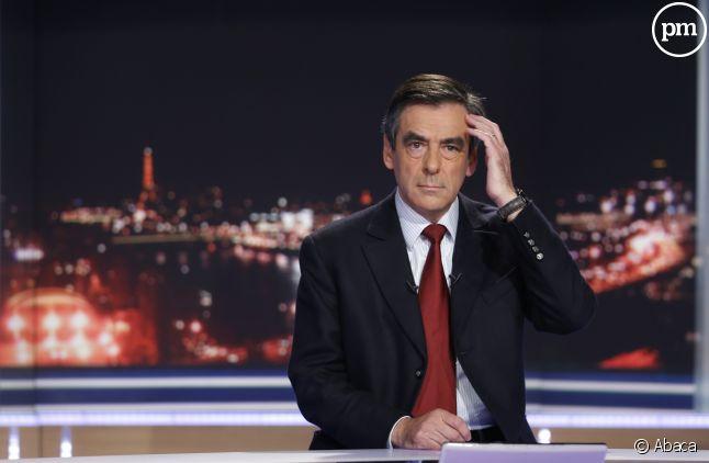 François Fillon, candidat à la présidentielle.
