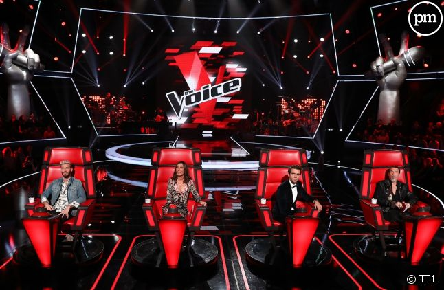 """The Voice"" 2017, épisode 6"