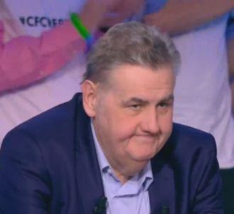 Pierre Ménès de retour dans le 'Canal Football Club'