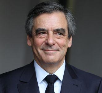François Fillon, confiant.