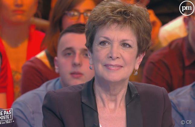 """Catherine Laborde dans """"TPMP"""" le 21 mars dernier"""
