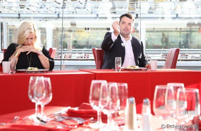 """Hélène Darroze et Jean-François Piège dans """"Top Chef 2017"""""""