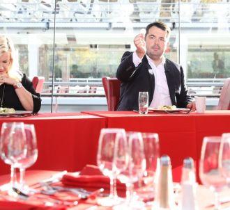 Hélène Darroze et Jean-François Piège dans 'Top Chef...