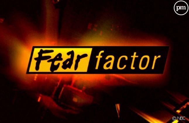 """Logo de """"Fear Factor"""""""