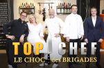 """Audiences : Bilan stable pour """"Top Chef 2017 : Le Choc des brigades"""""""