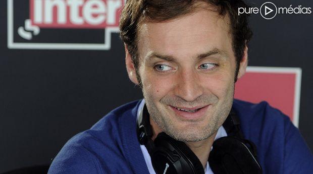 Augustin Trapenard, au plus haut sur France Inter.