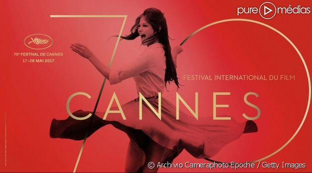 Claudia Cardinale sur l'affiche du 70e Festival de Cannes