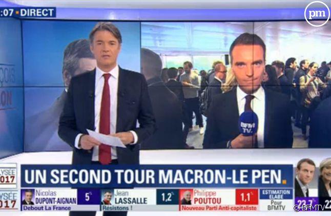Alain Marschall sur BFMTV