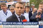 """Emmanuel Macron : """"Je n'ai jamais suivi le diktat des médias"""""""