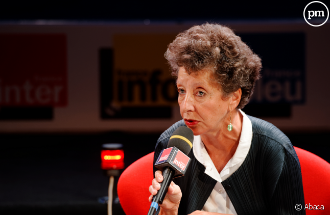 Laurence Bloch, la directrice de France Inter
