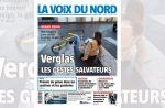 """""""La Voix du Nord"""" : La direction et les syndicats s'accordent sur une baisse de 20% des effectifs"""