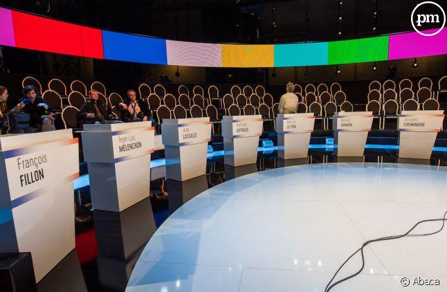 Le débat à 11 permet à BFMTV de signer son record historique