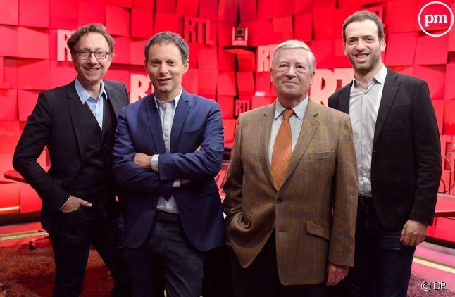 Edition spéciale dimanche sur RTL.