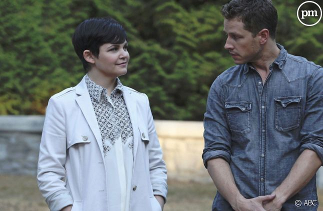 "Ginnifer Goodwin et Josh Dallas quittent ""Once Upon a Time"""