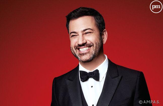 Jimmy Kimmel aux commandes des Oscars