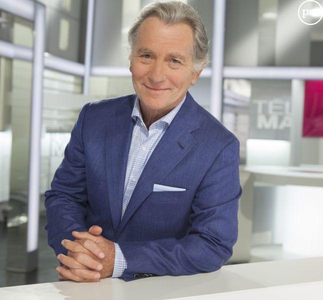 "William Leymergie, ""Télématin"", quitte France 2."