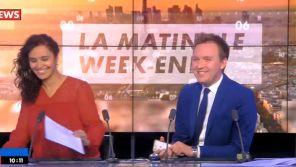 """""""Chaudasse va !"""" : Quand Thomas Lequertier (CNews) oublie qu'il est en direct"""