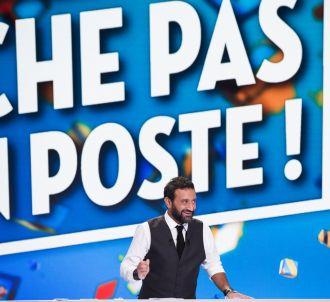 Cyril Hanouna dans 'Touche pas à mon poste'.