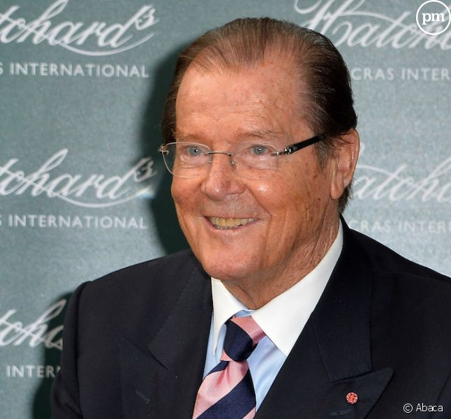 Roger Moore : Mort de la légende James Bond