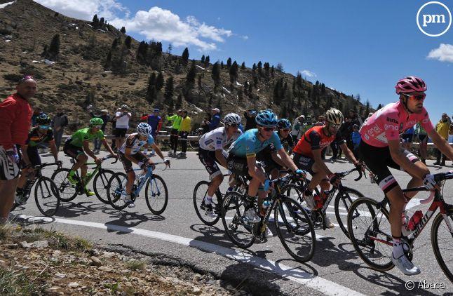 18e étape du Giro