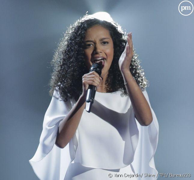 The Voice: la prestation d'Audrey bouleverse le jury, en larmes