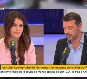 Marlène Schiappa invitée du '8h30 Politique' de franceinfo