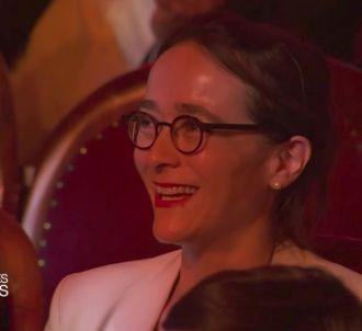 Nicolas Bedos se paie Delphine Ernotte aux Molières 2017
