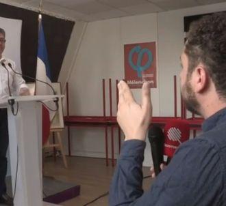 Un proche de Jean-Luc Mélenchon critique le montage d'un...
