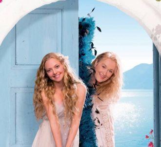 Amanda Seyfried et Meryl Streep dans 'Mamma Mia !'