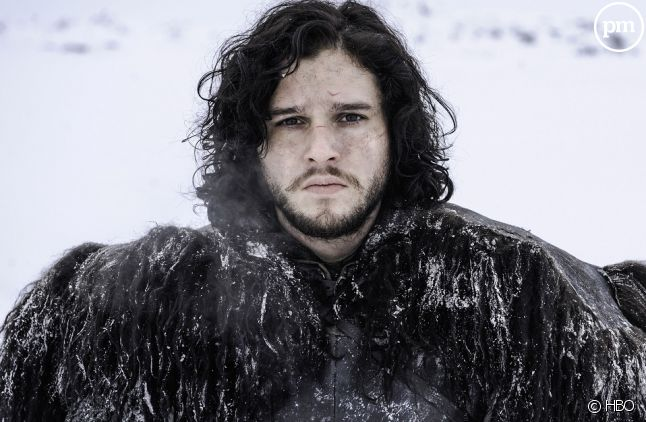 "Kit Harington dans ""Game of Thrones"" (saison 3)"