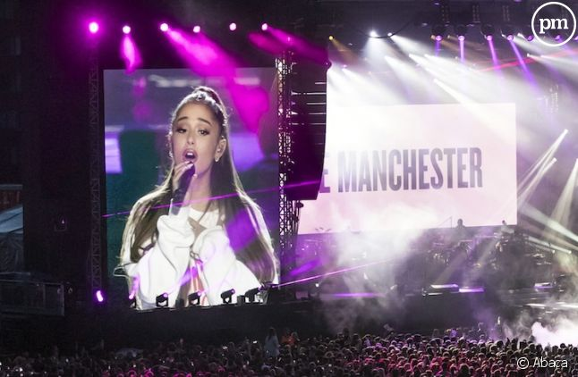 Le concert #OneLoveManchester d'Ariana Grande