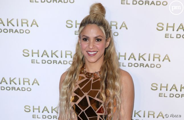 "Shakira invitée de la finale de ""The Voice"""