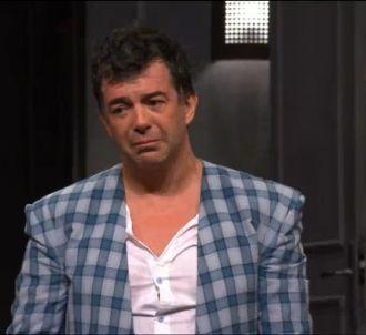Stéphane Plaza en larmes dans 'Le fusible'