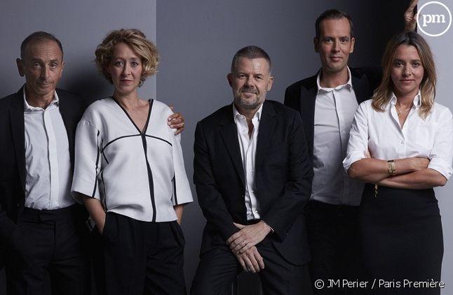 """L'équipe de """"Zemmour et Naulleau"""""""
