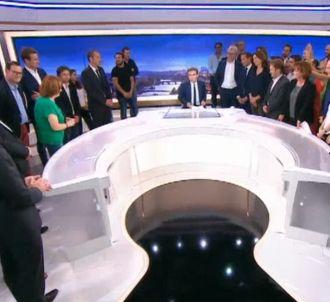 Les adieux de David Pujadas sur France 2.
