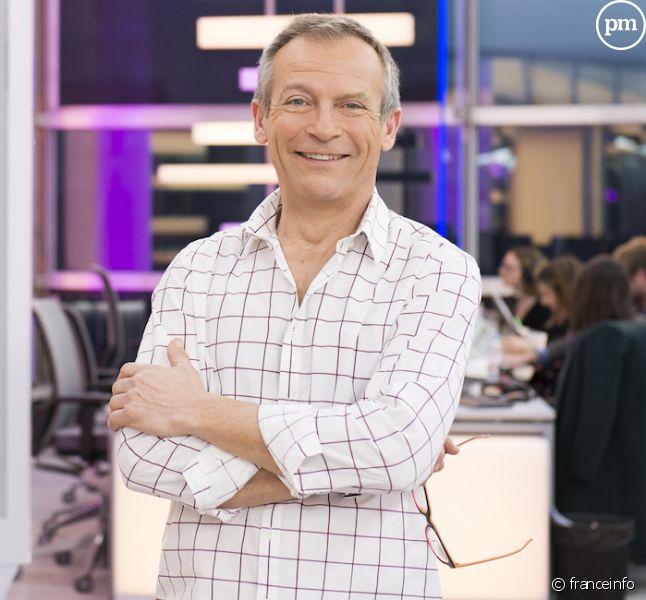 Télématin : Laurent Bignolas succède à William Leymergie