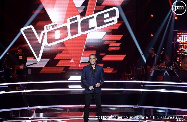"""La finale de """"The Voice"""" 2017."""