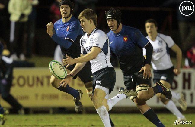 France 4 déprogramme sa grille pour un match de l'équipe de France de rugby des moins de 20 ans.