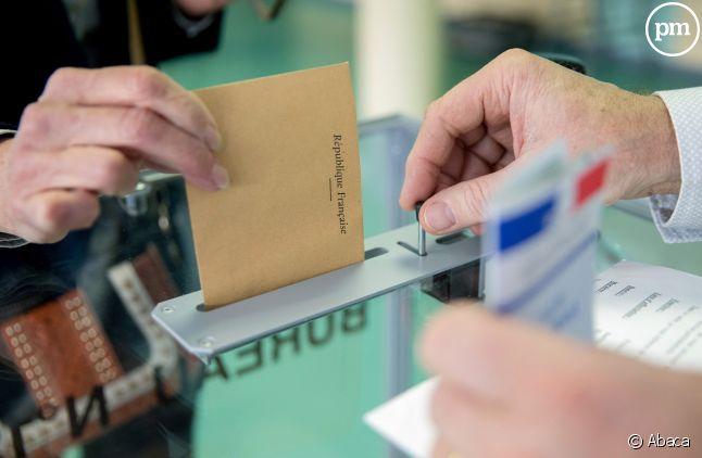 Ce dimanche ont lieu les élections législatives françaises.