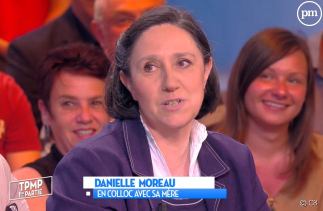"""Danielle Moreau quitte """"Touche pas à mon poste"""" sur C8."""