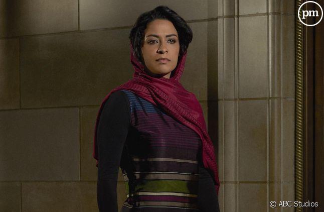 "Yasmine Al Massri dans ""Quantico"""